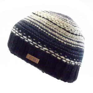 e50ce08f7 Aran Cable Peak Hat Charcoal - Erin Gift Store - Aran Sweaters ...