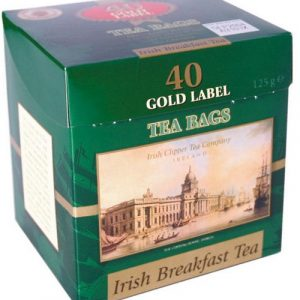 Irish Clipper Company Irish Breakfast Tea Box