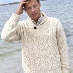 Gents Aran Sweater