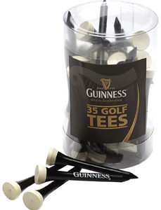 Guinness Wooden Golf Tees