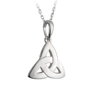 Trinity Silver pendant