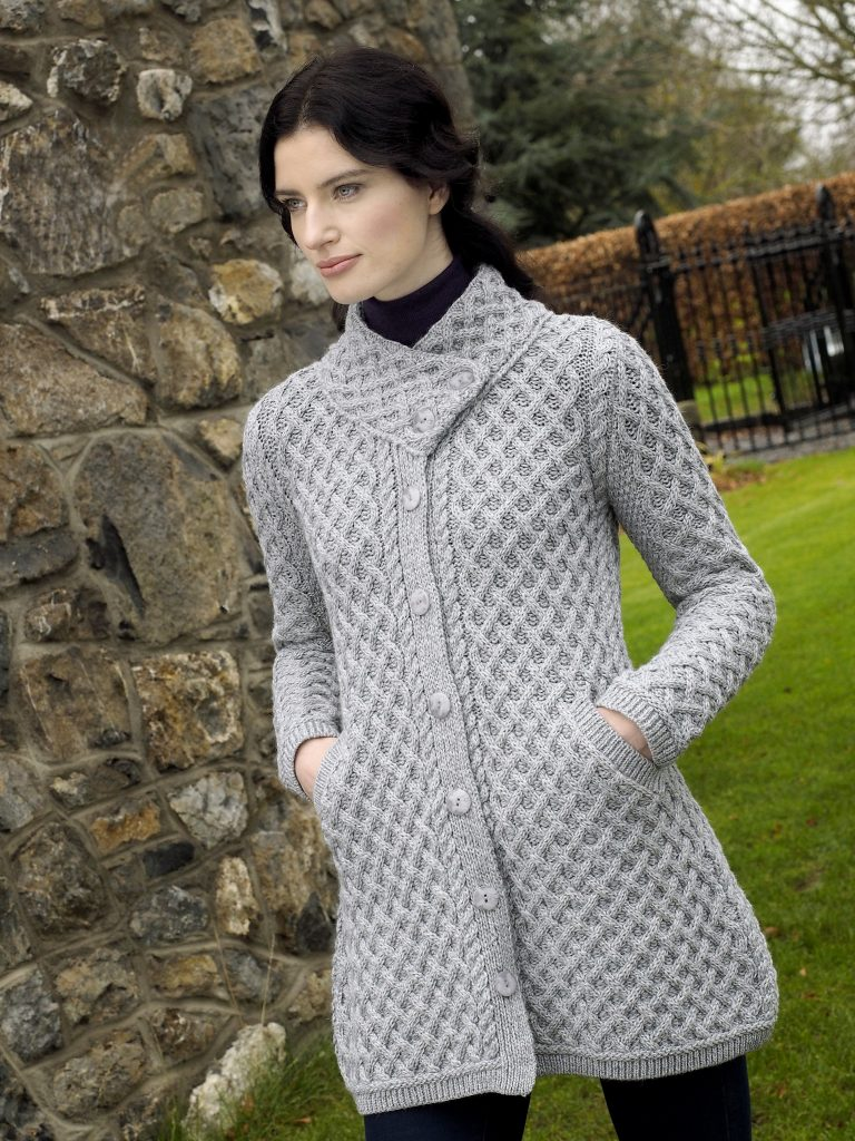 Ladies Aran Knitwear